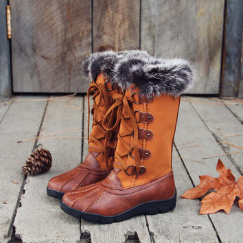 Ice & Spruce Snow Boots
