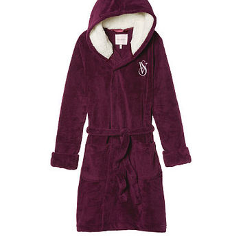 The Cozy Short Robe - Victoria's Secret
