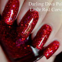 Little Red Corvette Nail Polish