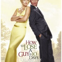 KATE HUDSON YELLOW DRESS HOW TO LOSE A GUY IN 10 DAYS