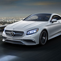 The all-new 2015 Mercedes-Benz S-Class Coupes