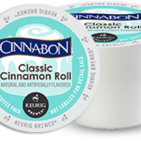Classic Cinnamon Roll Coffee - Keurig.com