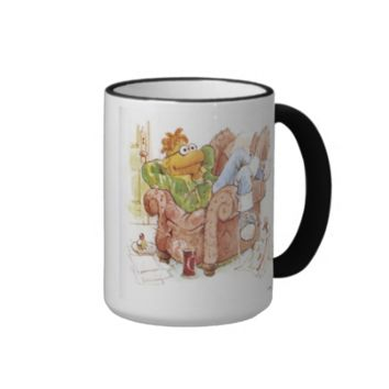 Muppets' Scooter In Chair Disney Coffee Mugs