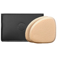 Koh Gen Do Makeup Sponge for Liquid & Cream Foundation (2 Sponges)