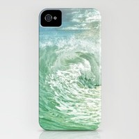 Turbulent... iPhone Case by Lisa Argyropoulos | Society6