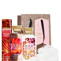 Dazzling Daily Trio Gift Set Warm Vanilla Sugar