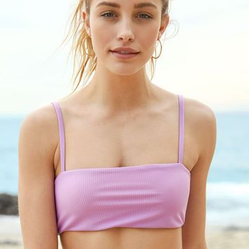 LA Hearts Strappy Back Tank Bikini Top at PacSun.com