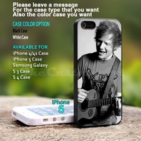 Ed Sheeran Vintage - For iPhone 5 Black Case Cover