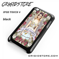 Marina And The Diamonds I Hate Everything For Ipod 4 Case YG