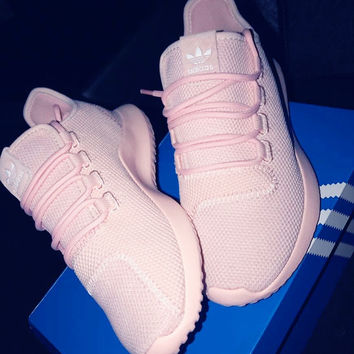 """ADIDAS"" Trending Fashion Casual Sports Shoes Pale Pink"