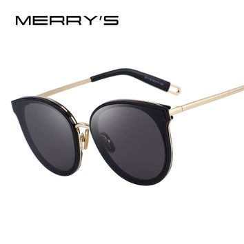 MERRY'S DESIGN Women Classic Fashion Cat Eye Sunglasses 100% UV Protection S'6311