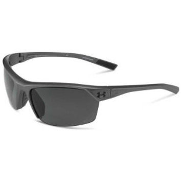 Under Armour Zone 2.0 Sunglasses - Carbon/Gray