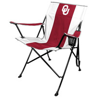 Oklahoma Sooners NCAA Tailgate Chair and Carry Bag