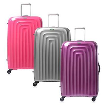 Lojel Wave Polycarbonate 27-Inch Spinner Luggage