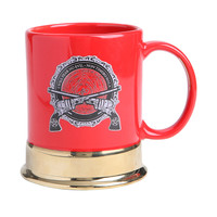 Supernatural Bullet Molded Ceramic Mug