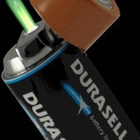Battery Disguised Torch Lighter