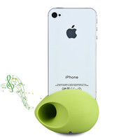 Colorized Egg Loudspeaker Special For iPhone