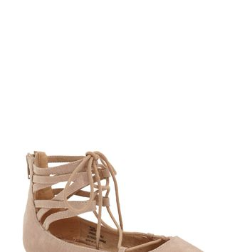 Coconuts by Matisse 'Liberty' Ghillie Lace-Up Flat (Women) | Nordstrom