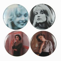 TWIN PEAKS BUTTONS