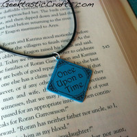 Once Upon a Time Necklace Fairy tale Jewelry
