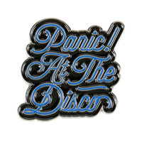 Panic! At The Disco Enamel Pin