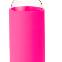 Kate Spade Water Bottle- Neon Pink