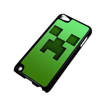 CREEPER MINECRAFT iPod Touch 5 Case