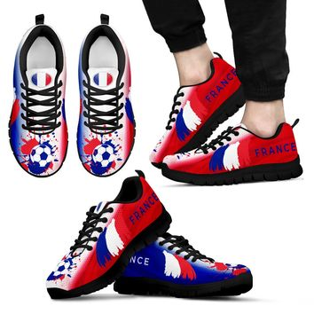 2018 World Cup Champions France Sneakers|Running Shoes For Men Women Kids