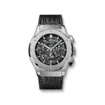 Hublot Classic Fusion Aerofusion Titanium 45 mm - Unworn with Box and Papers