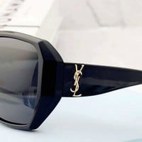 YSL Yves Saint Laurent female tide brand trendy polarized sunglasses B-A-SDYJ NO.2