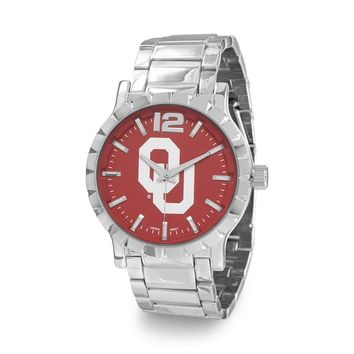 University of Oklahoma Officially Licensed Men's Watch
