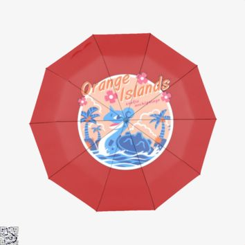 Orange Islands, Pokemon Umbrella