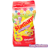 Starburst Jelly Beans Candy: 5LB Bag