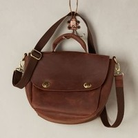 University Satchel by Jesslyn Blake Brown One Size Bags