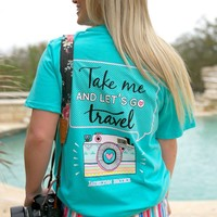 Jadelynn Brooke Let's Go Travel - Short Sleeve
