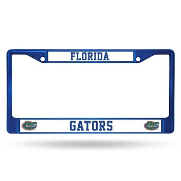 Shop Blue License Plate Frame on Wanelo