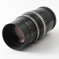 Meyer Optik Görlitz Orestegor 200mm f4 Preset Lens Zebra M42 Screw Mount VGC | eBay