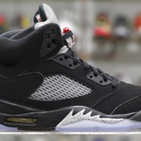 Best Deal Jordan 5 'Black Metallic OG'