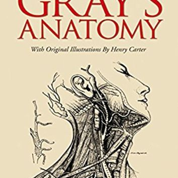 Gray's Anatomy: Slip-case Edition Illustrated