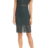 Bardot Lace Sheath Dress | Nordstrom
