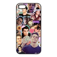Customiz Dylan O'brien Back Cover Case for iphone 5 5S JN5S-2539