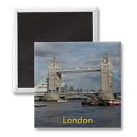 London magnet from Zazzle.com