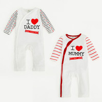 Kids Boys Girls Baby Clothing Toddler Bodysuits Products For Children = 4457421316
