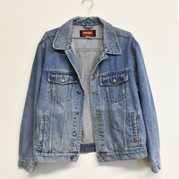 Wrangler Medium Wash Denim Jacket