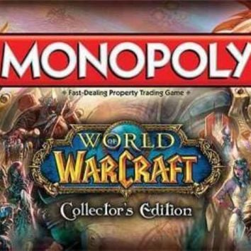 Monopoly : World of Warcraft Collectors Edition