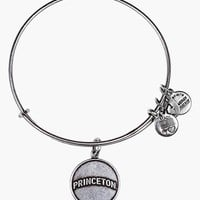 Women's Alex and Ani 'Collegiate - Princeton University' Expandable Charm Bangle