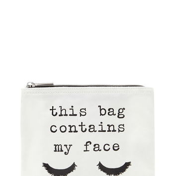 My Face Makeup Bag