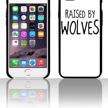 Raised By Wolves 5 5s 6 6plus phone cases