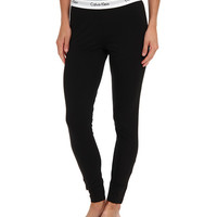 Calvin Klein Underwear Modern Cotton Legging Black - Zappos.com Free Shipping BOTH Ways