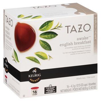 Tazo® Awake English Breakfast Tea K-Cup Pods - 16ct